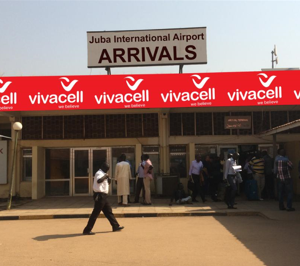 15m x 1.5m – Juba International Airport